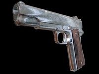 3d model colt sa m1911