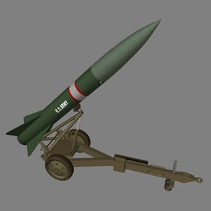 army lance missile launcher 3ds