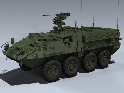 m1126 stryker icv 1 lwo