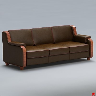 dxf sofa