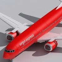 3d 737-400 virgin