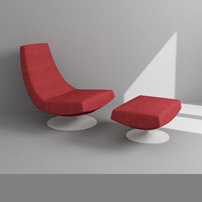 design chair 3d max