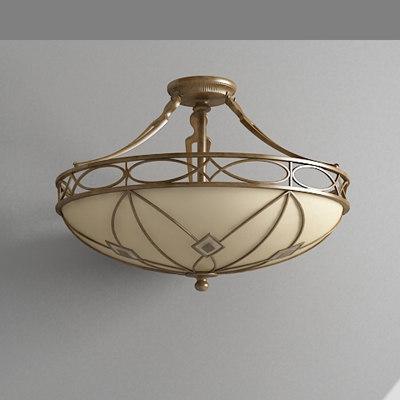 3d pendant light