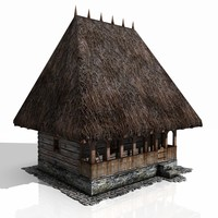 Medieval House XVI Century