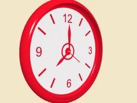 new clock 3d x