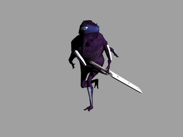 3dsmax ninja aphid