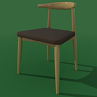 chair bulthaup 3d model