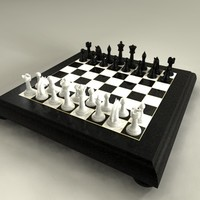 Chess set.c4d