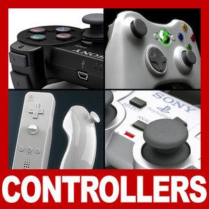 max controllers gamepad pack 2