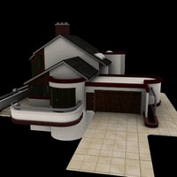 free max model house
