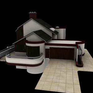 free max model house