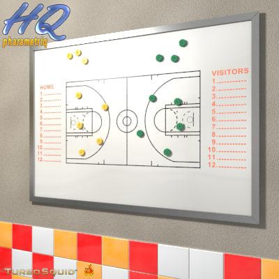 3d model tactical sports equipment 02