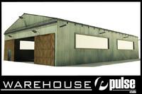 3d warehouse house model