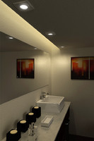 bathroom room baño 3d max