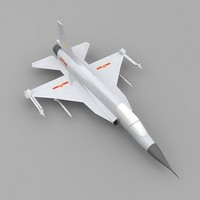 Chengdu JF-17 plane