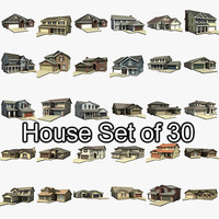 House Set of 30