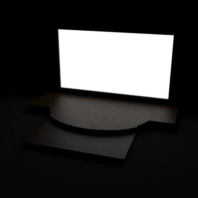stage fbx
