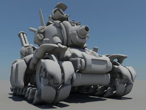 maya tank treads