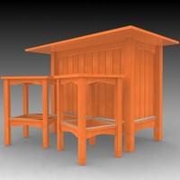 max patio set