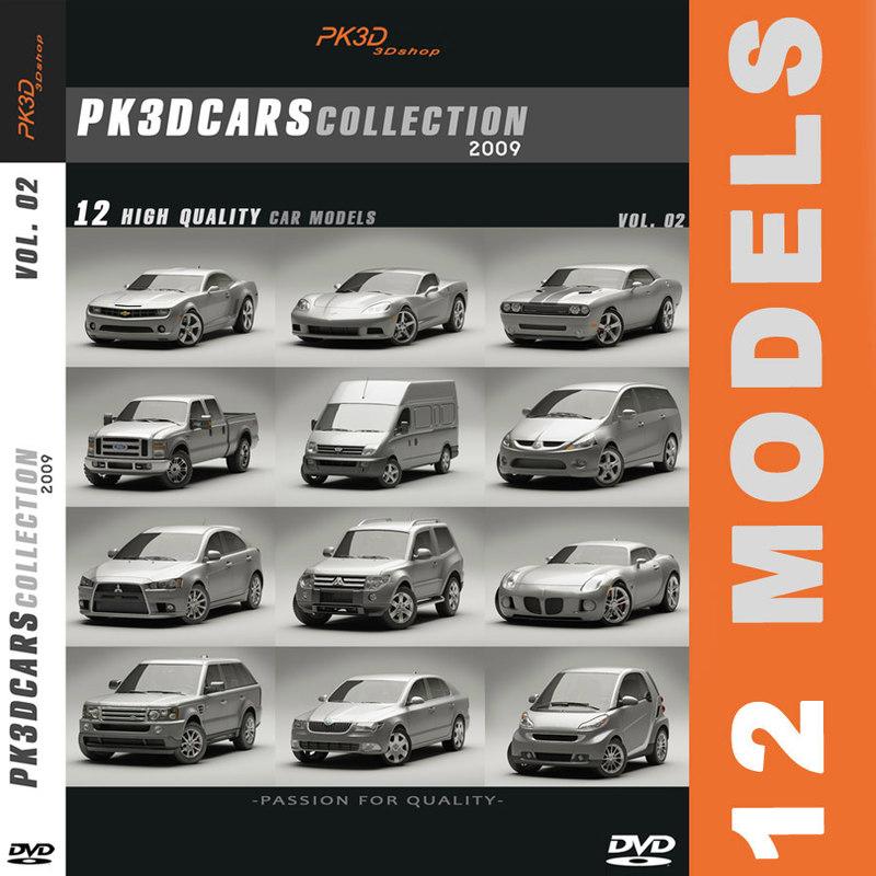car chevrolet dodge 3d model