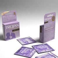 condom box 3d model