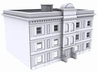 free max model city building