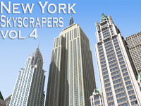 New York Skyscrapers Vol 4