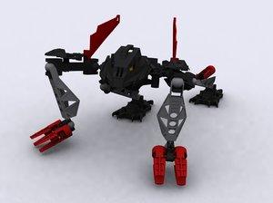 ma mistika bionicle