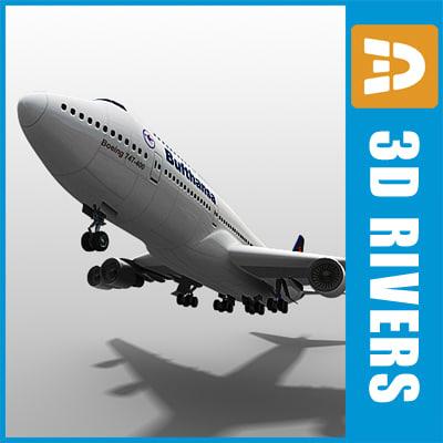 max b-747 aircraft