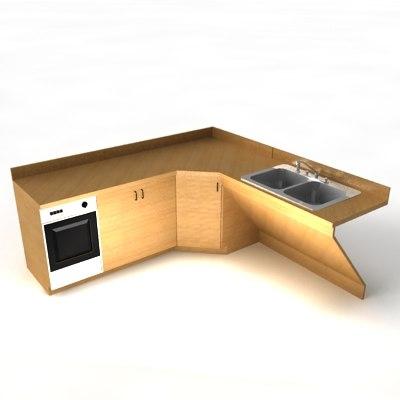 modular kitchen cabinets max
