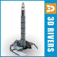 nakheel tower building skyscraper max