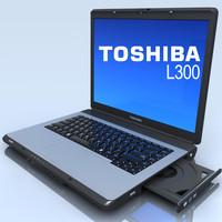 Notebook.TOSHIBA L300