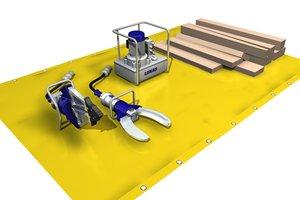 3d model rescue tools