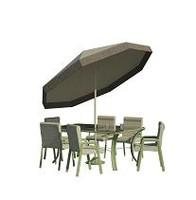 Patio Table and Chairs.rfa