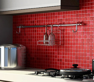 3d model shelve repisa kitchen