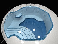 max spa bath pool