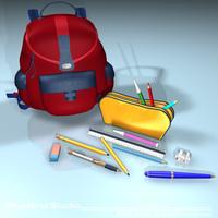 3d school tools