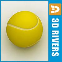 Tennis ballby 3DRivers