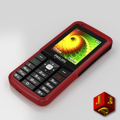 3ds philips cellphone 292
