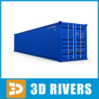 Container 02 by 3DRivers