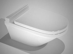 3ds max toilet excusado wc