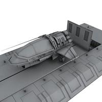 maya space fighter nova class