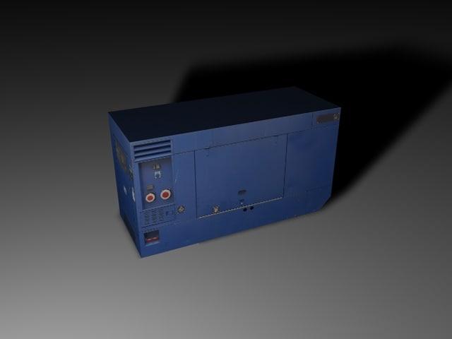 pogerador eletric c4d free