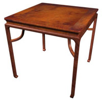 maya ancient furniture table huanghuali