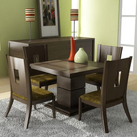 Klaussner High Class Dining Room Set