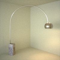 lamp maxwell render 3d max