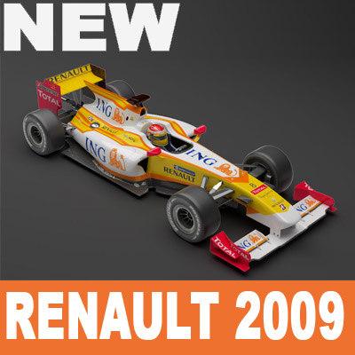 max renault f1