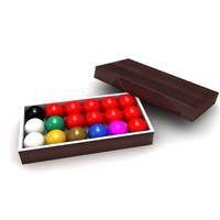 3dsmax snooker balls sports