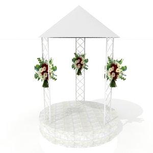 wedding platform 3ds