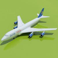 max b 747 egypt